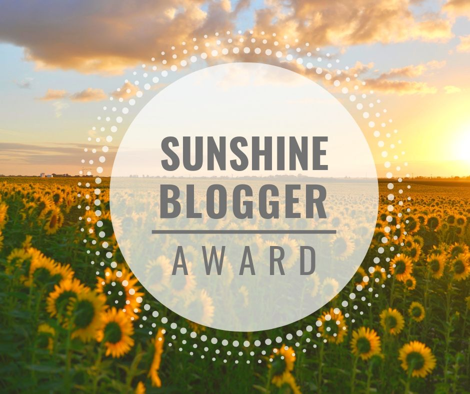 The Sunshine Blogger Award | The Japantry